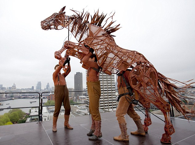 War Horse Jubilee Pageant