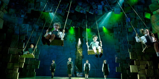 'When I Grow Up' - Matilda the Musical