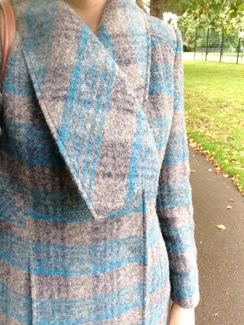 Edina Ronay coat from TK Maxx